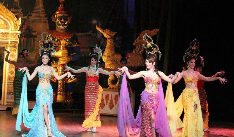 golden dome cabaret bede show tour du lịch thái lan giá rẻ