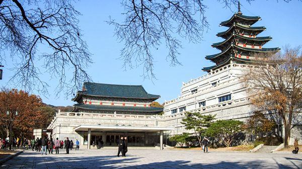 tour du lịch National Folk Museum hàn quốc giá rẻ